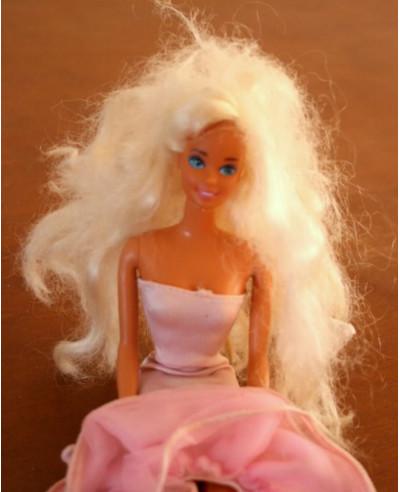 Barbie Hair Fix Diy Home Sweet Home